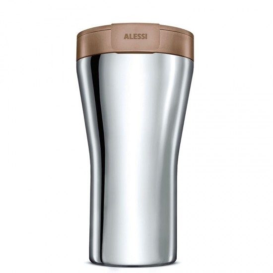 Caffa, Bottiglia Termica portatile Marrone