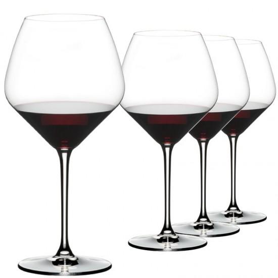 "Extreme, Set 4 Calici Vino ""Pinot Noir"""