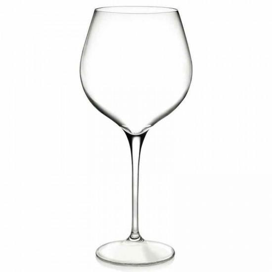 Wine Drop, Set 6 Calici Burgundy