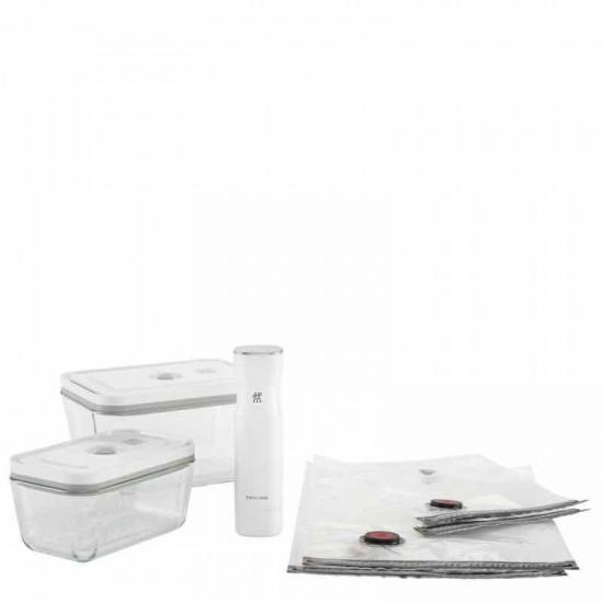 Fresh & Save, Starter Set 7 pezzi Vetro Borosilicato