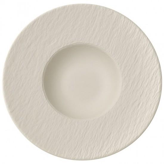 Manufacture Rock Blanc, Piatto Pasta 29cm