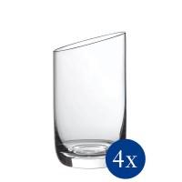 NewMoon, set 4 Bicchieri Acqua