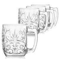 Tatoo, Set 4 Bicchieri Moscow Mule