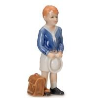 Figurina Jens Primo Giorno di Scuola mini
