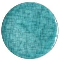 Mesh Colours Aqua, Piatto Tondo 30 cm