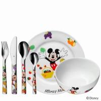 Michey Mouse, Servizio Bimbo per Pappa 6 pezzi