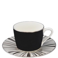 Shagreen, Tazza Tè con piatto
