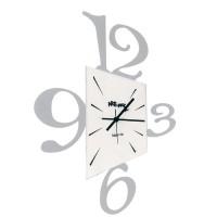 Prospettiva, Orologio Parete Alluminio 50cm