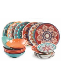 Shiraz, Servizio Piatti 18 pezzi