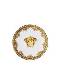 Baroque Bianco, Piattino 10cm