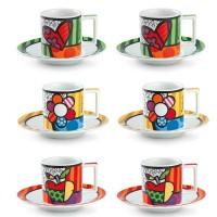 Tazza Caffè c/p 6 pezzi 90ml