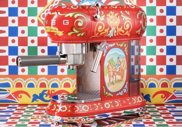 Macchina del Caffè Dolce & Gabbana