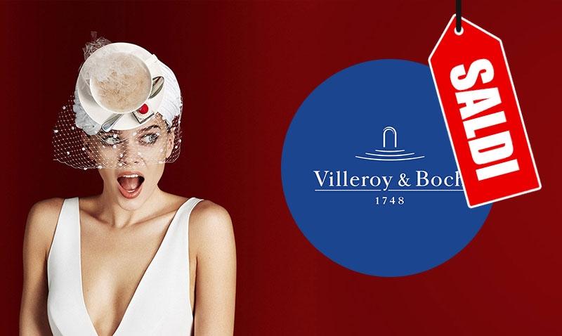 Saldi Villeroy & Boch